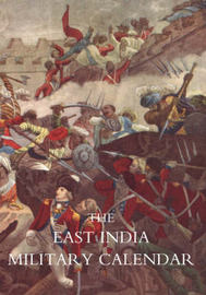 Alphabetical List of the Officers of the Indian Army 1760 to the Year 1834 Bengal image