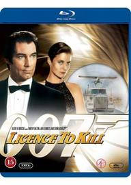 Bond: Licence To Kill on Blu-ray
