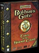Baldurs Gate Expansion Pack for PC Games