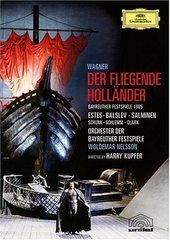 Wagner - Der Fliegende Hollander on DVD