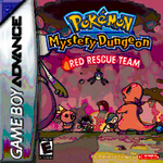 Pokemon Mystery Dungeon: Red Rescue Team for Game Boy Advance