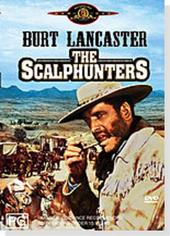 The Scalphunters on DVD