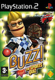 Buzz! The Sports Quiz (Game only) for PlayStation 2