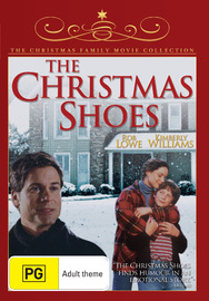 The Christmas Shoes on DVD