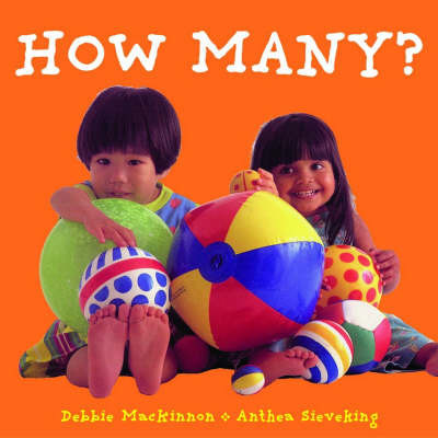 How Many? by Debbie MacKinnon