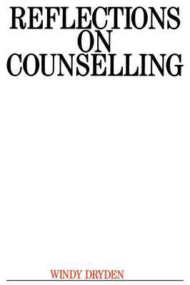 Reflections on Counselling by Windy Dryden image
