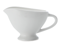 Maxwell & Williams - White Basics Mini Sauce Boat (75ml)