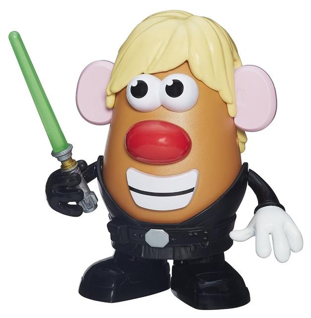Mr. Potato Head: Star Wars - Luke Frywalker