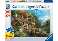Ravensburger – Cottage On A Lake Lge Form Puz 300pc