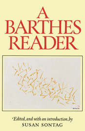 A Barthes Reader by Roland Barthes image