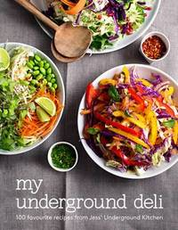 My Underground Deli by Jess Daniell image