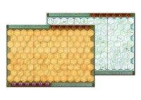 Memoir '44: Winter/Desert Board Expansion image