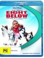 Eight Below on Blu-ray