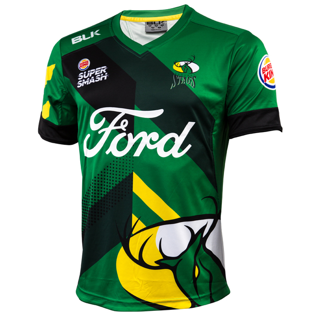 Central Stags 2017/18 Youth Replica Playing Shirt (Size 16)