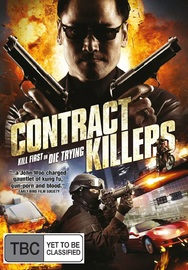 Contract Killers on DVD