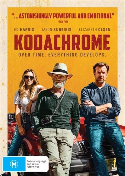 Kodachrome on DVD