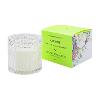 Mrs Darcy Candle - Citrine (Paw Paw & Passionfruit)