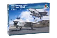 Italeri 1/72 JSF Program: X-32 & X35B - Scale Model Kit