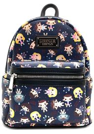 Loungefly: Stranger Things - Eleven Chibi Mini Backpack
