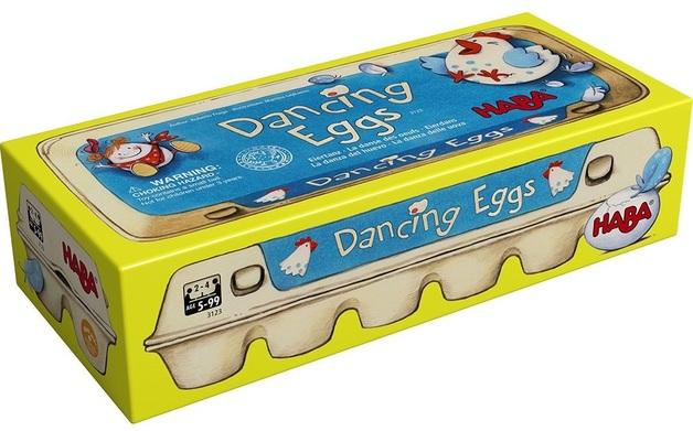 Dancing Eggs - Children's Game