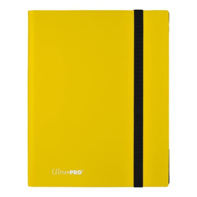 Ultra Pro: 9-Pocket Eclipse Pro Binder - Yellow