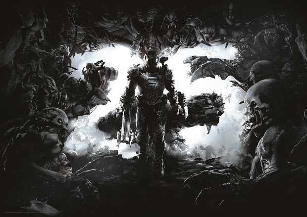 Doom: Eternal - Numbered Art Print (25th Anniversary)