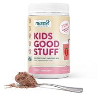 Nuzest Kids Good Stuff Wild Strawberry Smoothie Mix (225g) image