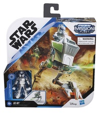 Star Wars: Mission Fleet - Captain Rex Clone Combat