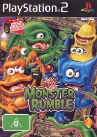 Buzz! Junior Monster Rumble for PlayStation 2