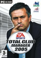 Total Club Manager 2005 for PC Games