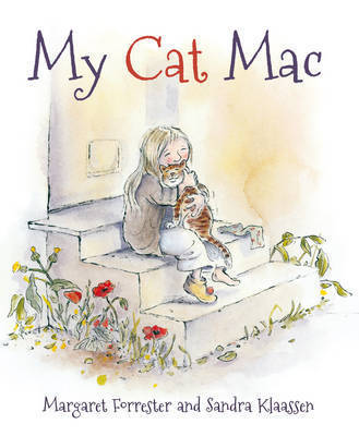 My Cat Mac by Margaret Forrester image