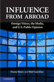 Influence from Abroad by Danny Hayes