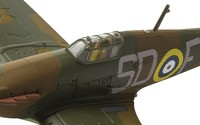 Corgi: 60th Anniversary 1/72 Hawker Hurricane Mk.I Diecast Model image