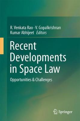 Recent Developments in Space Law image