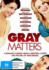 Gray Matters on DVD