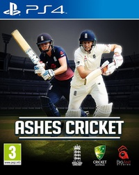Ashes Cricket for PS4