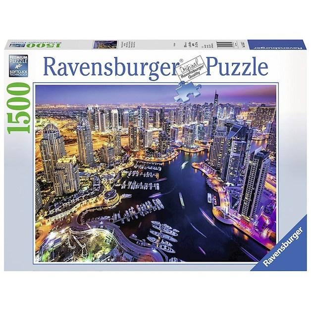 Ravensburger : Dubai on the Persian Gulf Puz 1500pc