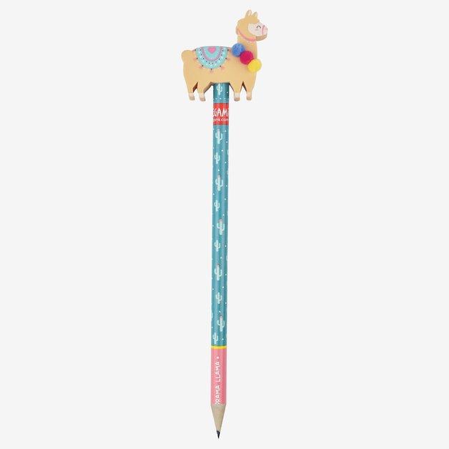 Legami: No Drama Llama Pencil - Assorted Colours