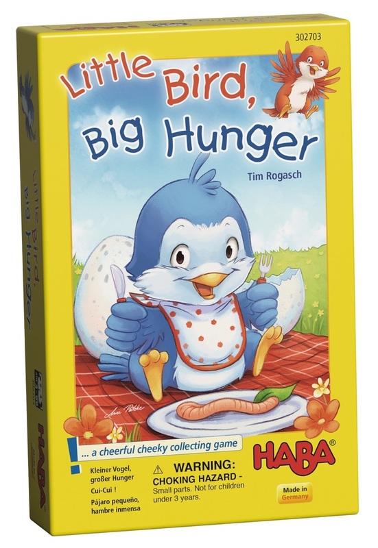 Little Bird, Big Hunger - Children's Game