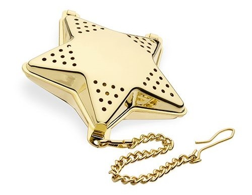 Pinky Up: Star Shaped - Tea Infuser