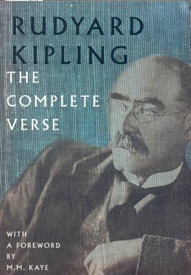 Rudyard Kipling: The Complete Verse by Rudyard Kipling image