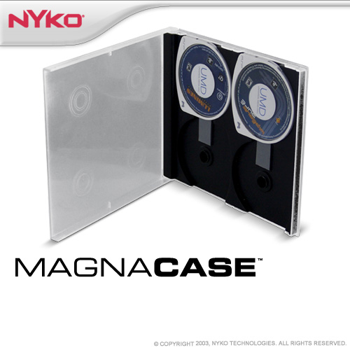 Nyko Magna Case for PSP image