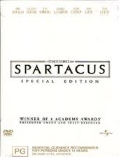 Spartacus - Special Edition (2 Disc Set) on DVD
