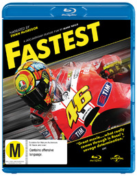Fastest on Blu-ray