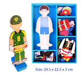 Fun Factory - Magnetic Dress Up Boy