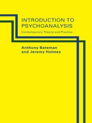 Introduction to Psychoanalysis by Anthony Bateman image