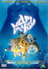 Help I'm a Fish on DVD