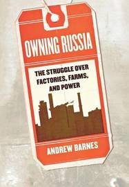 Owning Russia by Andrew Barnes image