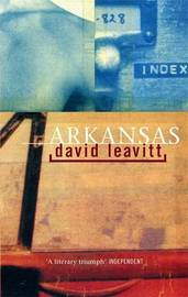 Arkansas by David Leavitt image