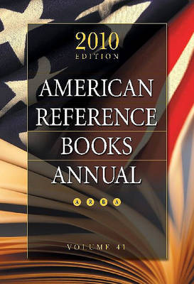 American Reference Books Annual image